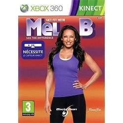 JEU XBOX 360 GET FIT WITH MEL B