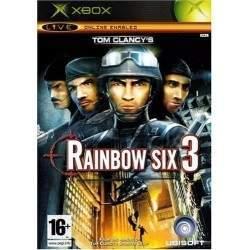 JEU XBOX RAINBOW SIX 3