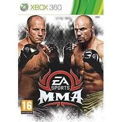 JEU XBOX 360 EA SPORTS MMA