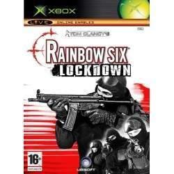 JEU XBOX RAINBOW SIX TOM CLANCY S LOCKDOWN