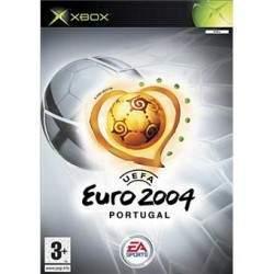JEU XBOX UEFA EURO 2004