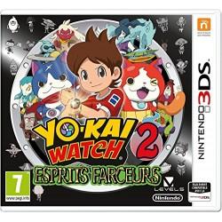 JEU 3DS YO-KAI WATCH 2 : ESPRITS FARCEURS