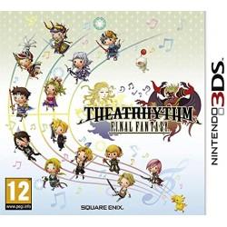 JEU 3DS THEATRHYTHM FINAL FANTASY