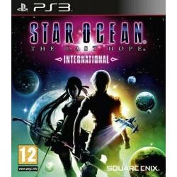 JEU PS3 STAR OCEAN : THE LAST HOPE INTERNATIONAL