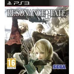 JEU PS3 RESONANCE OF FATE