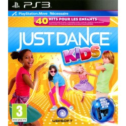 JEU PS3 JUST DANCE: KIDS
