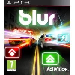 JEU PS3 BLUR