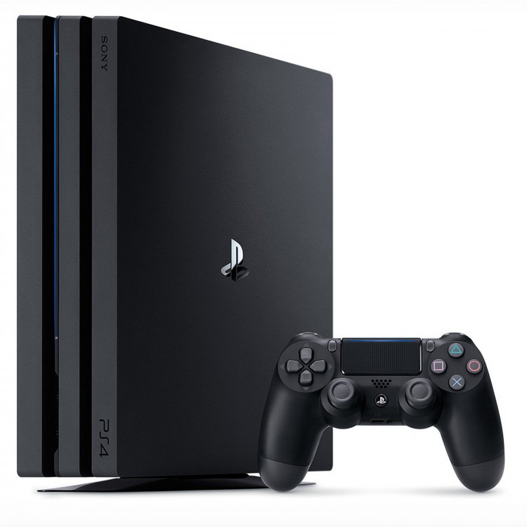 CONSOLE SONY PLAYSTATION 4 PRO 1TO - PS4 NOIR GRADE A