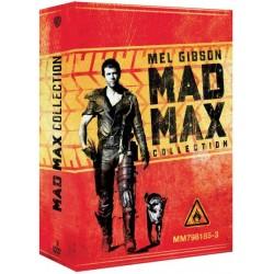 DVD COFFRET MAD MAX-L INTEGRALE