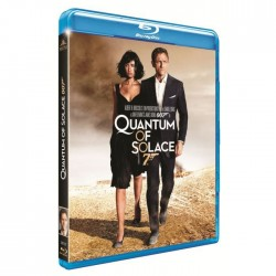 BLU-RAY QUANTUM OF SOLACE