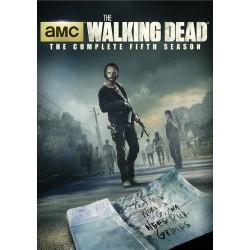 DVD SERIE WALKING DEAD SAISON 5 VF
