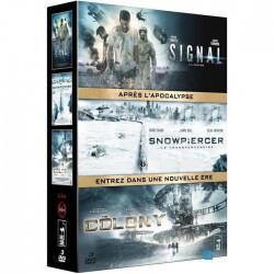 DVD COFFRET SIGNAL + SNOWPIERCER + THE COLONY