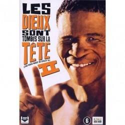 DVD LES DIEUX SONT TOMBES SUR LA TETE 2