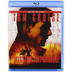 BLU-RAY MISSION IMPOSSIBLE