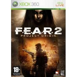 JEU XBOX 360 F.E.A.R. 2 : PROJECT ORIGIN (FEAR 2)