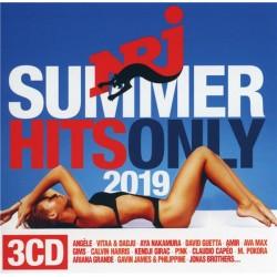 CD NRJ SUMMER HITS ONLY 2019