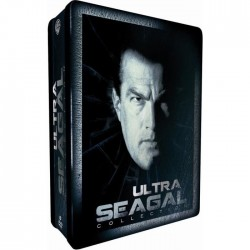 DVD COFFRET ULTRA SEAGAL COLLECTION (EDITION LIMITEE)