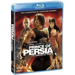 BLU-RAY PRINCE OF PERSIA, LES SABLES DU TEMPS