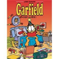 LIVRE BD GARFIELD C EST LA FETE!