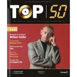 COLLECTION TOP 50 SEPTEMBRE OCTOBRE 1991 CD + LIVRE