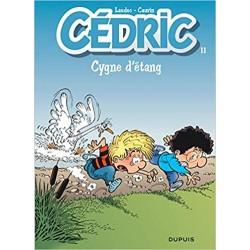LIVRE BD CEDRIC - CYGNE D ETANG