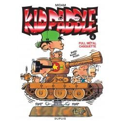 LIVRE BD KID PADDLE ALBUM DOUBLE APOCALYPSE BOY & FULL METAL CASQUETTE