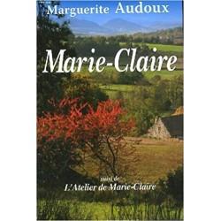 LIVRE MARIE-CLAIRE SUIVI DE L ATELIER DE MARIE-CLAIRE