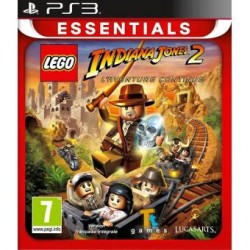 JEU PS3 LEGO INDIANA JONES 2 : L AVENTURE CONTINUE