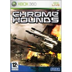 JEU XBOX 360 CHROME HOUNDS