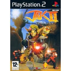 JEU PS2 JAK II: HORS LA LOI