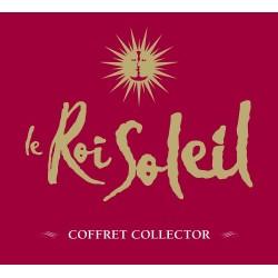 LE ROI SOLEIL COFFRET COLLECTOR