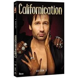 DVD CALIFORNICATION-SAISON 5