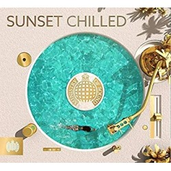 CD AUDIO MINISTRY OF SOUND:SUNSET CHILL