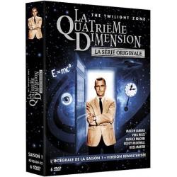 DVD LA QUATRIEME DIMENSION SAISON 1