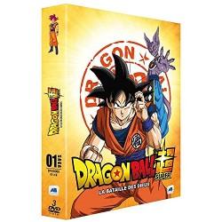DVD DRAGON BALL SUPER - LA BATAILLE DES DIEUX - EPISODES 1-18