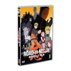 DVD NARUTO SHIPPUDEN - LE FILM ROAD TO NINJA