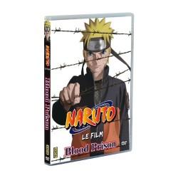 DVD NARUTO SHIPPUDEN BLOOD PRISON