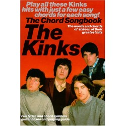 LIVRE THE KINKS THE CHORD SONGBOOK LC