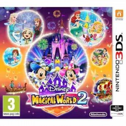 JEU 3DS DISNEY MAGICAL WORLD 2