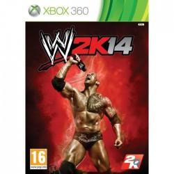 JEU XBOX 360 WWE 2K14