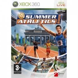 JEU XBOX 360 SUMMER ATHLETICS 2009