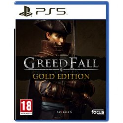 JEU PS5 GREED FALL GOLD EDITION