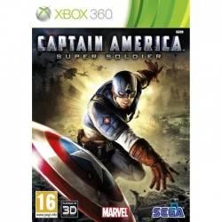 JEUX XBOX 360 CAPTAIN AMERICA : SUPER SOLDIER