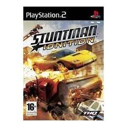JEU PS2 STUNTMAN IGNITION