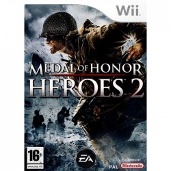 JEU WII MEDAL OF HONOR HEROES 2