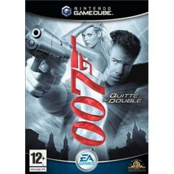 JEU GAME CUBE 007 : QUITTE OU DOUBLE