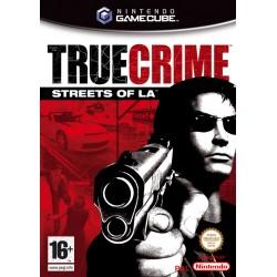 JEU GAME CUBE TRUE CRIME : STREETS OF LA