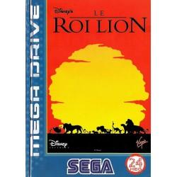 JEU MEGADRIVE LE ROI LION (SANS BOITE)