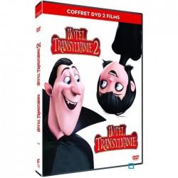 DVD COFFRE HOTEL TRANSYLVANIE 1 ET 2