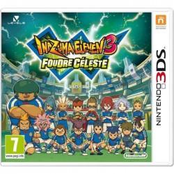 JEU 3DS INAZUMA ELEVEN 3: FOUDRE CELESTE